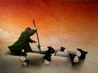 mackenzie thorpe paintings
